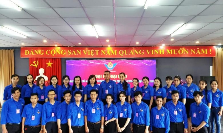 6. Đoàn Trường DLA: Tổ chức thành công Đại hội đại biểu Đoàn TNCS Hồ Chí Minh khóa V, nhiệm kỳ 2020 -2022